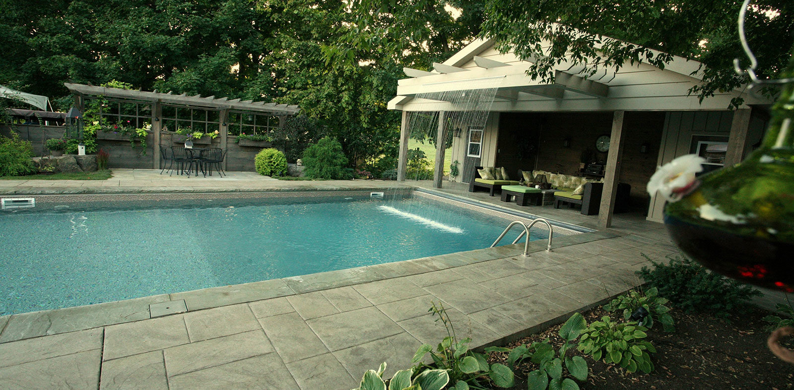 landscaping pools