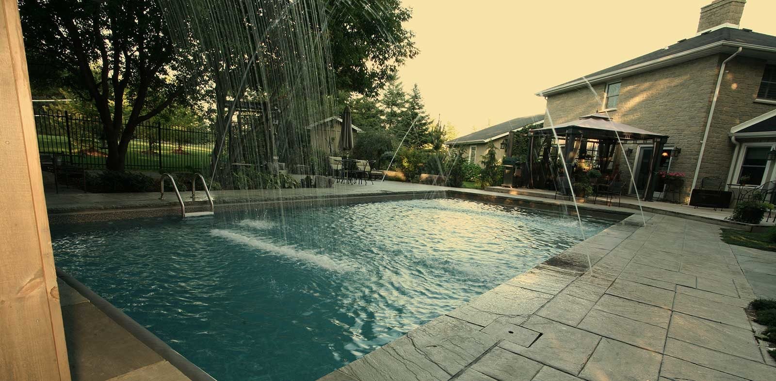 pools and pool landscaping