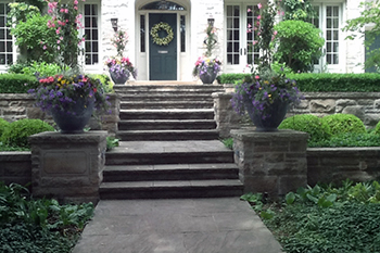 avalon landscaping front yards