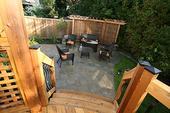 avalon landscaping woodwork