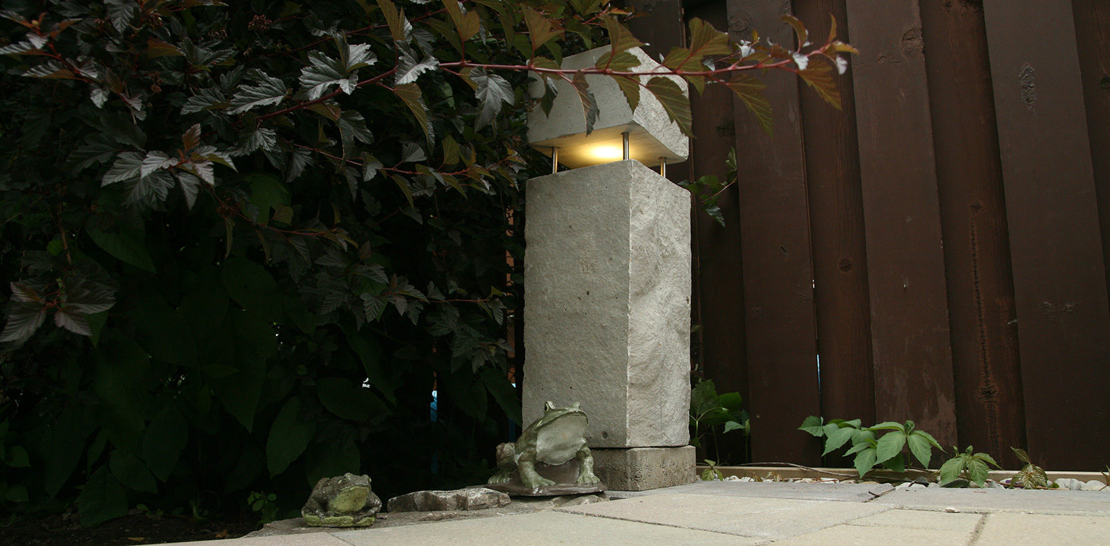stonework landscaping